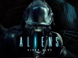 Aliens slots spiele logo