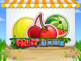 Fruit Shot logo Spielen