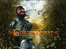 Gonzo Quest Logo 1